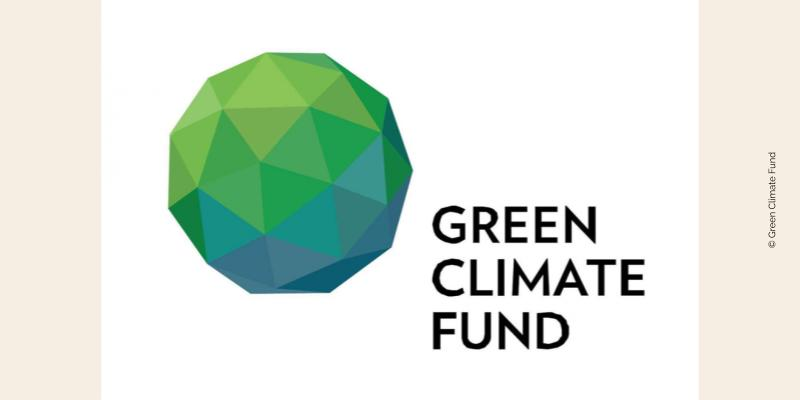 Logo du Green Climate Fund