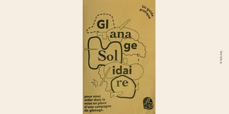 Visuel guide pratique glanage solidaire