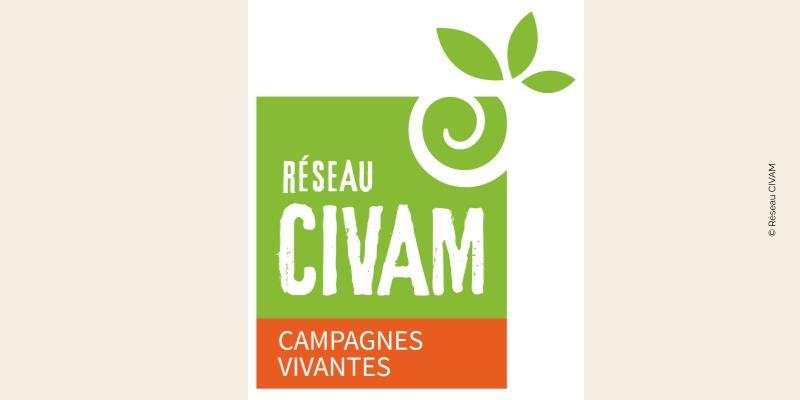Logo du Réseau CIVAM