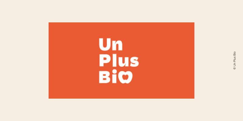 Logo d'Un plus Bio