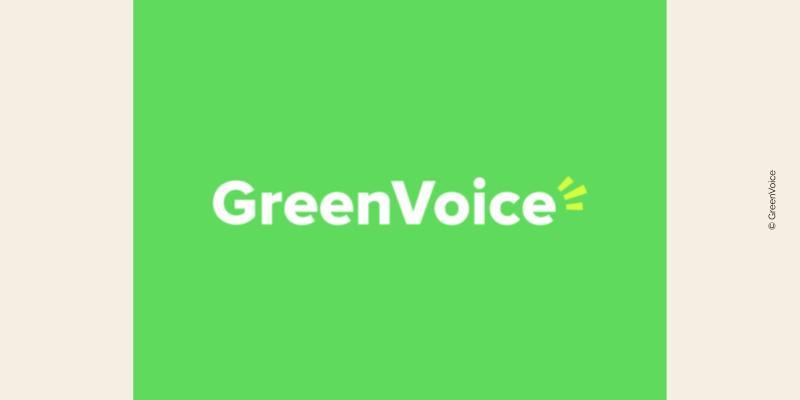 Logo GreenVoice