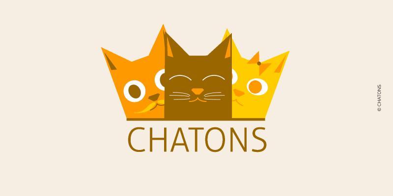 Logo du collectif CHATONS
