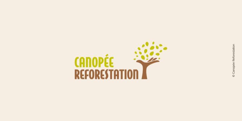 Logo de Canopée Reforestation