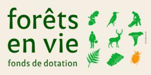 Logo de Forêts en vie