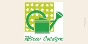 Logo de Réseau Cocagne