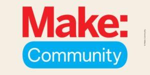 Logo de Make: Community