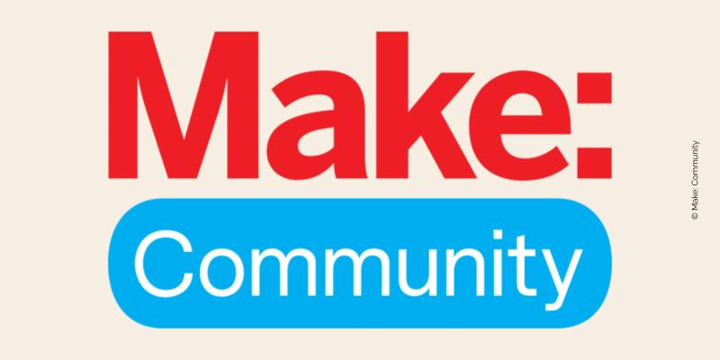 Logo de Make: Community