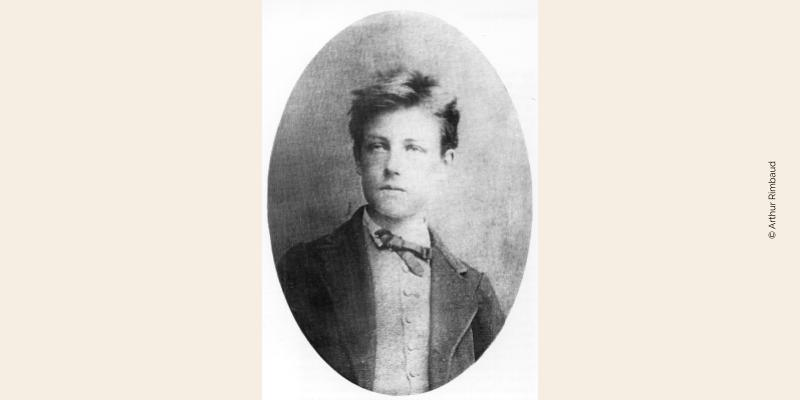 Photo d'Arthur Rimbaud