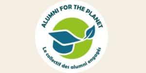 Logo Alumni for the planet
