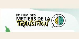 Forum des métiers de la transition organisé par ESSEC Transition Alumni